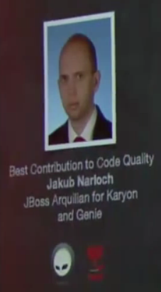 Jakub Narloch - Best Contribution to Code Quality